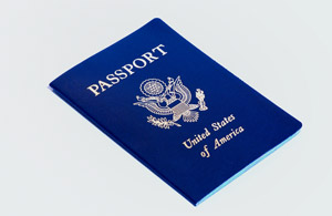 how to fill in a passport
