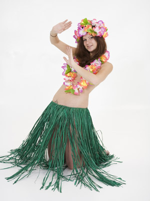 how to hula dance
