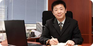 Chinese businessman