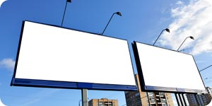 Billboard space
