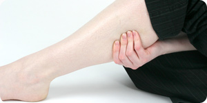 Leg and calf pain