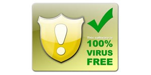 Anti virus program logo