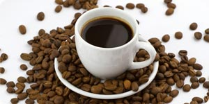 Image of coffee and beans