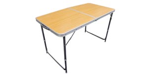 Photo of folding table