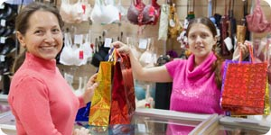 Buying intimate apparel