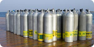 Image of oxygen tanks