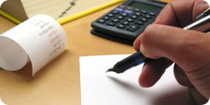 Writing the payroll
