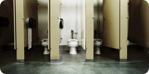 Image of public toilet