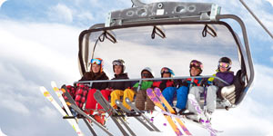 Image of ski lift