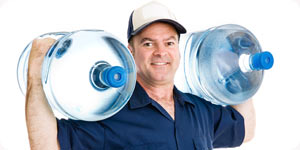 Photo of water delivery business
